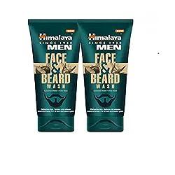 Himalaya Men Face & Beard Wash Face Wash