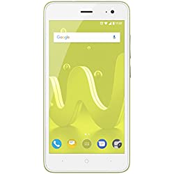 Wiko Jerry 2 Lime LS Smartphone débloqué 3G+ (Ecran : 5 pouce - 8 Go - Micro-SIM - Android) Vert