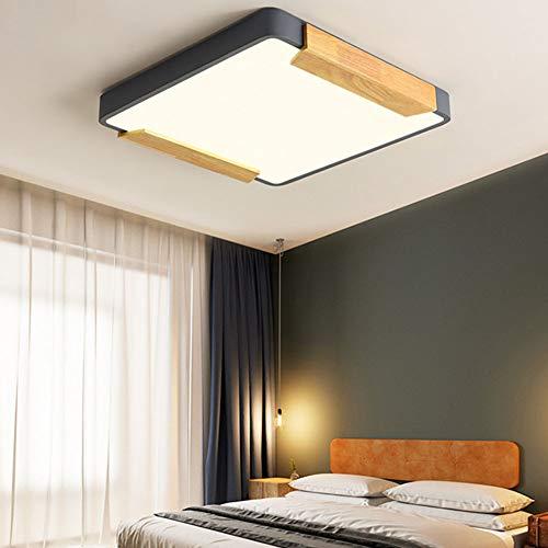SXFYWYM Lámpara Techo LED Simple Ultra-Delgada iluminación