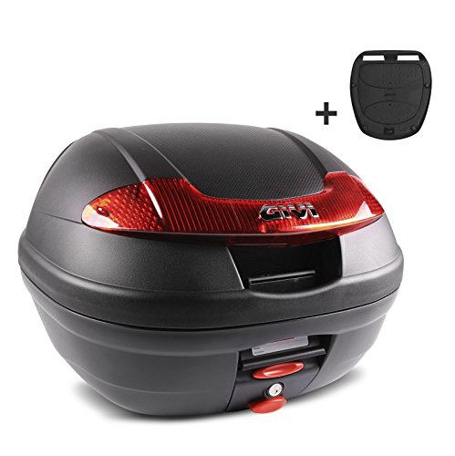 Top Case Moto Guzzi Nevada 750 Givi Monolock E340N nero