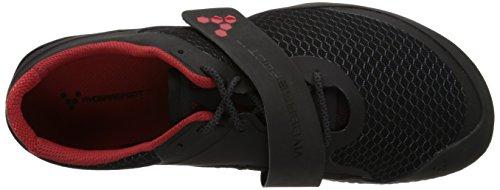 Vivobarefoot Motus Men black/red - noir/rouge