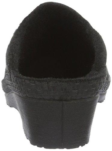 Rohde Neustadt-50, Sabots Femme Noir