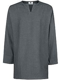 newest f6986 118ee Amazon.it: tunica uomo - Abbigliamento specifico: Abbigliamento