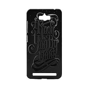 G-STAR Designer 3D Printed Back case cover for Asus Zenfone Max - G4178