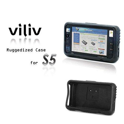 viliv-s5-uretano-resistente-goma-protectora-case-cover-negro-color