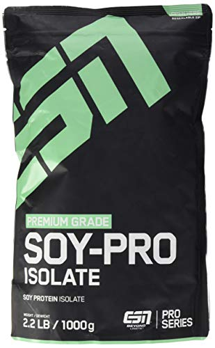 Soy-Pro Isolate (1000g) Vanille