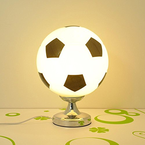 lampes football achat vente de lampes pas cher. Black Bedroom Furniture Sets. Home Design Ideas