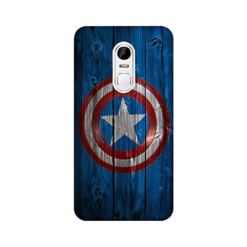 Lenovo Vibe X3 Back Cover - StyleO Premium Quality Designer Printed Case & Cover for Lenovo Vibe X3 (Captain America)
