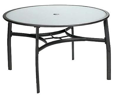 120 cm Aluminium Gartentisch Dacore Harbo 55010