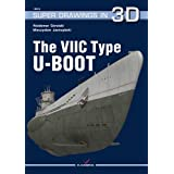 VIIC Type U-Boot (Super Drawings in 3D)