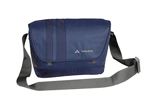 Vaude Messenger Bag Ayo M Adays black[0100] Nero Giallo