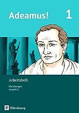Adeamus! - Ausgabe C - Latein als 2. Fremdsprache: Band 1 - Arbeitsheft