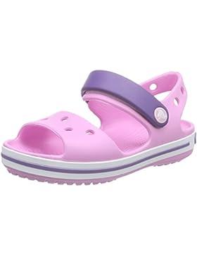 Crocs Crocband Sandal K Zuecos, Unisex Niños