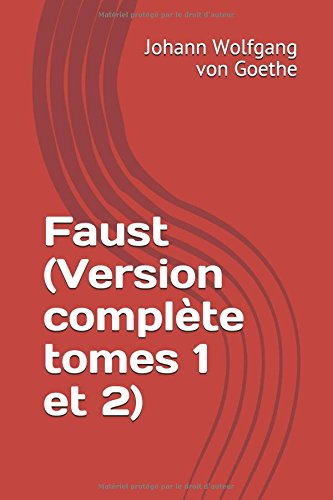 Faust (Version complte tomes 1 et 2)