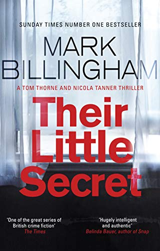 Their Little Secret (Tom Thorne Novels Book 16) (English Edition)