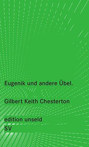 Eugenik und andere Übel (edition unseld)