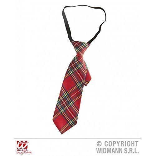 mädchen - Krawatte im Hipsterlook (Schulmädchen-krawatte)