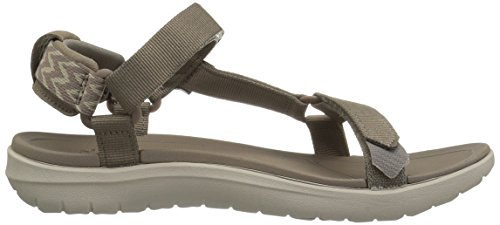 Teva Sanborn Universal Women's Sandal De Marche - SS17 brown
