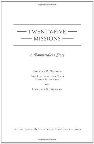 Twenty-Five Missions