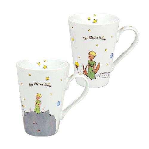 Könitz 11 5 032 1365 Kaffeebecher Der kleine Prinz, 2-teilig Set
