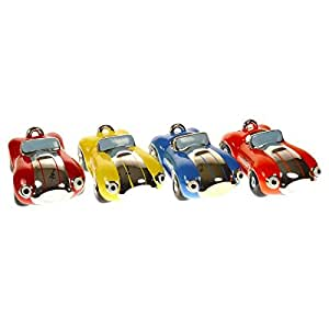 Auto Tirelire en céramique–Voitures de sport automobile Tirelire Tirelire en céramique