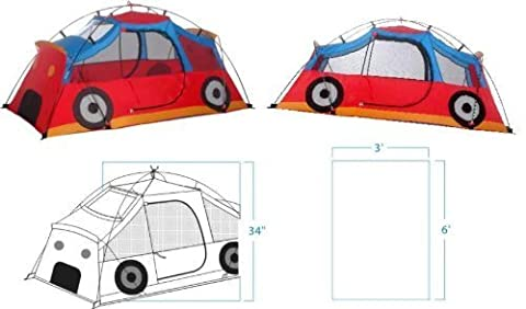 GigaTent The Kiddie Coupe Play Tent by GIGA TENT