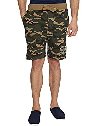 Difference of Opinion Men's Cotton Shorts