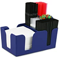 Bar Caddy blu Bar @drinkstuff-Aide, in plastica, con contenitore, Scatola