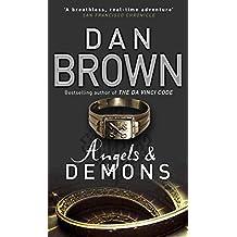 Angels and Demons by Dan Brown - Paperback