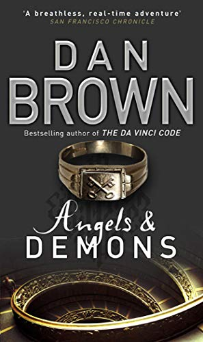 Angels And Demons: (Robert Langdon Book 1) (Dan Brown Key Solomon)