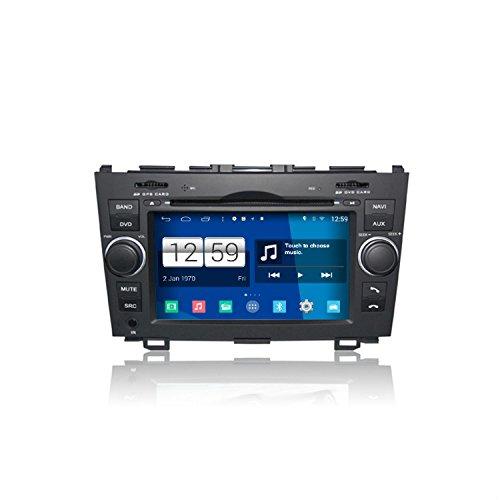 LIKECAR 7 Zoll 1024*600 S160 Quad Core Android 4.4.4 Für Honda CRV CR-V 2006-2011 Autoradio GPS 2 din RDS Dual Zone Multimedia Audio Stero DVD Video System OBDII Rückfahrkamera DVR 3G Wifi -
