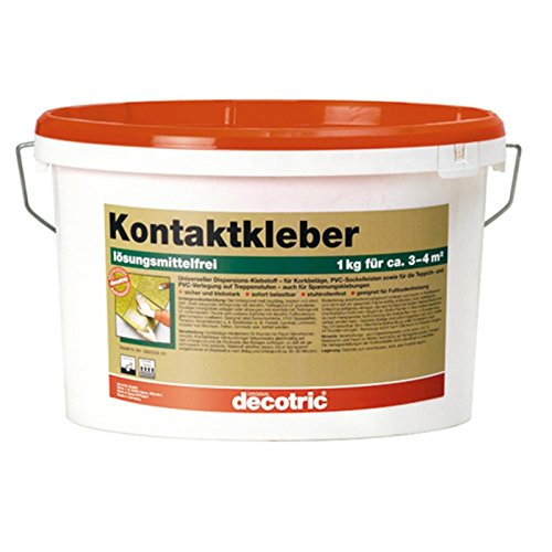 Decotric Kontaktkleber Inhalt: 2,5 kg