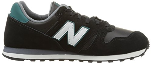 New Balance Ml373 D, Sneaker Unisex - Adulto Black