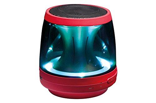 LG PH1R - Altavoz portátil (Bluetooth de 3 W, sonido 360 grados, Bat-