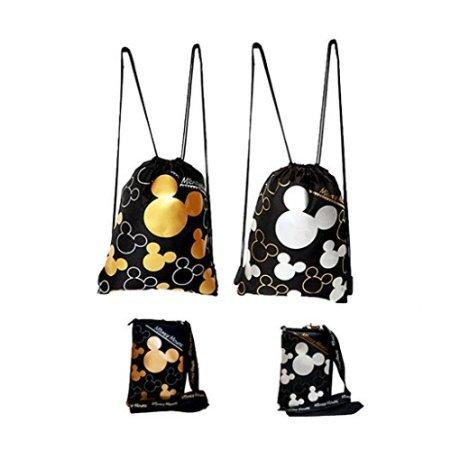 Disney Mickey Mouse Kordelzug & Lanyards 4Stück