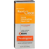 Neutrogena Acne Eliminating Spot Gel, 15ml, Eliminating Spot Gel, 15ml