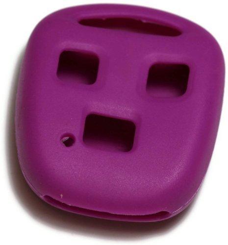 dantegts-morado-estuches-de-llavero-de-silicona-caso-smart-mando-a-distancia-proteccin-clave-cadena-