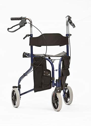 Drive DeVilbiss Healthcare Rollatoren, Blau, 1 Stück