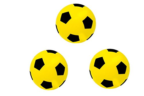 E-Deals weicher Schaumstoff-Fußball.