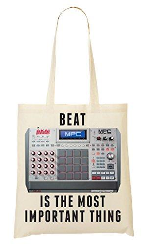 Brenos Design Akai MPC Sampler Pad Beat Tragetasche Einkaufstasche -