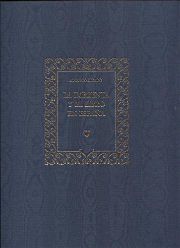 La imprenta y el libro en España