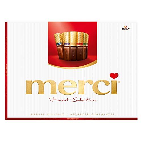 merci Finest Selection - große Vielfalt - 1er Pack (1 x 675g Packung) -