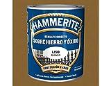 Hammerite Esmalte Metálico Liso Brillante Cobre 750ml