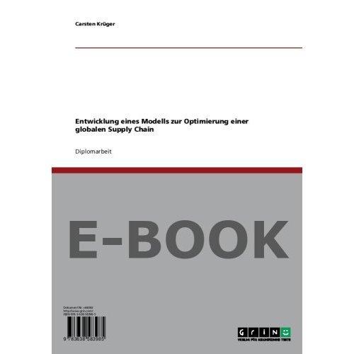 Optimierung von globalen Supply Chains (German Edition)