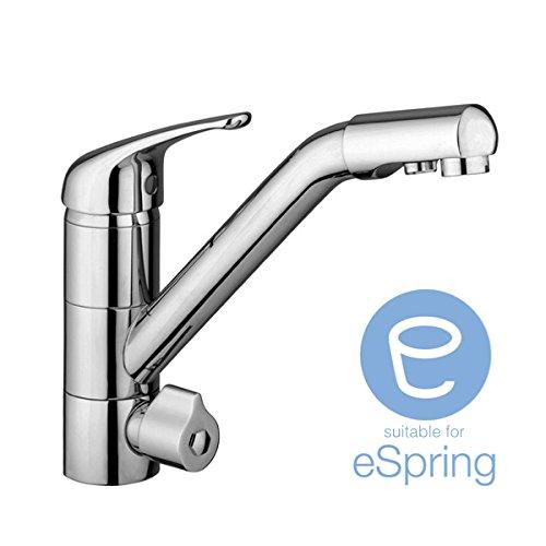 TRIFLOW 3 way grifo para filtro de agua AMWAY eSpring para el frío y la, caliente y de agua.