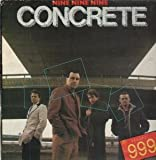 CONCRETE LP (VINYL) UK ALBION 1981