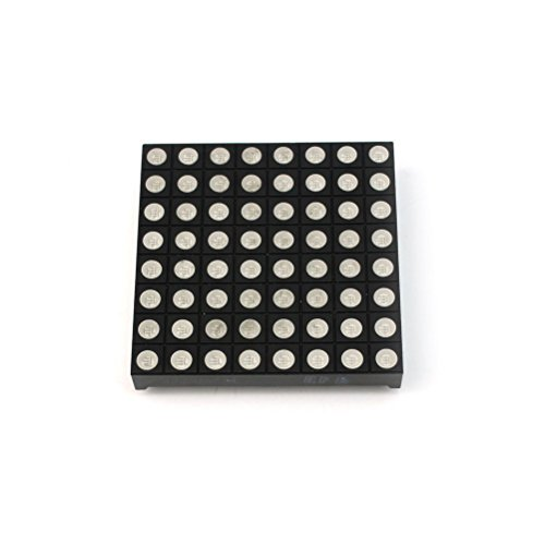 Vorcool 8 * 8 RGB LED Dot Matrix Display per Arduino, Colorduino