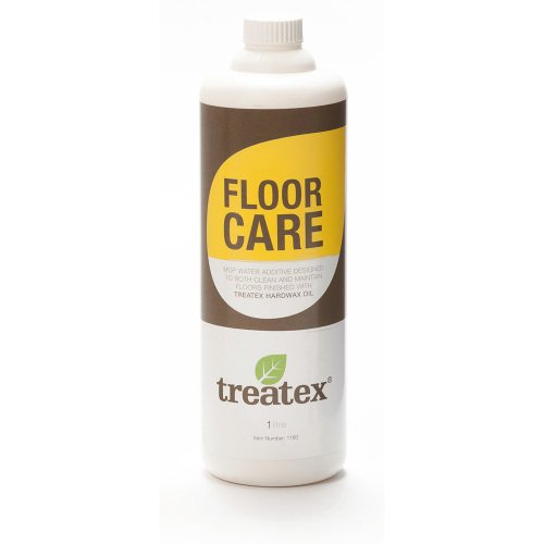 Treatex Liquid Floor Care 1160 - Cleans & Maintains Hardwax Oil Floors 1ltr