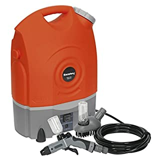 Sealey PW1712 Pressure Washer 12V Rechargeable