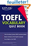 Toefl Vocabulary Quiz Book.